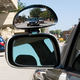 Side View Blind Spot Mirror, Black