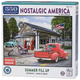 Nostalgic America Summer Fill Up Puzzle 550 Pc