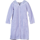 Snap Front Embroidered Robe  by Sawyer Creek