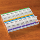 Push Button Pill Organizer
