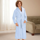 Lightweight Fleece Robe