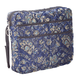 Navy Print Walker/Wheelchair Bag