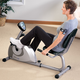 Stamina Magnetic Recumbent 1350 Bike