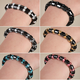 Fashion Hematite Bracelets, One Size
