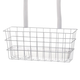 Walker Basket, White