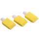 Long Handled Foot Brush Refills - Set Of 3