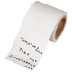 Freezer Labels - Set Of 500, White