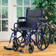 Fully Collapsible Wheelchair