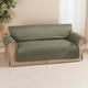 Microfiber Sofa Protector By Oakridge Comfortstm