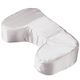 Cervical Support Pillow Replacement Cover, White
