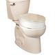 Toilet Seat Riser, White