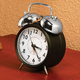 Atomic Double Bell Alarm Clock