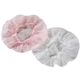 Tricot Hairdo Saver Sleeping Caps - Set Of 2, Pink