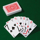Large Print Playing Cards - Set Of 3