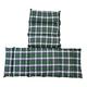 Flannel Pressure Reducing Chair Cushion