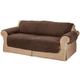Sherpa Sofa Protector by OakRidge Comforts