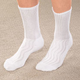 Wave-In Mesh Diabetic Crew Socks