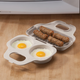 Microwave 2-Egg Poacher