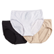Hush Hush Seamless Absorbent Briefs, 3-Pack