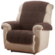 Waterproof Quilted Sherpa Recliner Protector