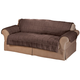 Waterproof Quilted Sherpa Loveseat Cover by OakRidge