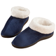 Easy Comforts Style Memory Foam Booties