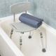 Bath Bench with Carry Bag