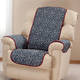 3 Piece Reversible Chair Cover