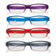 Colorful Ombre Readers with Spring Hinge
