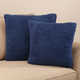 Sherpa Pillow Cover by OakRidge Comforts