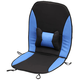 Memory Foam Seat Cushion with Lumbar Support