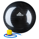 Static Strength Exercise Stability Ball with Pump