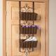 Over the Door Wicker & Metal Baskets by OakRidge Accents