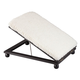Sherpa Wooden Footrest by OakRidge Accents