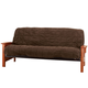 Waterproof Sherpa Futon Cover by OakRidge
