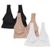 Easy Comforts Style Everyday Seamless Bra - 3 Pack