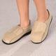 Easy-On Soft Memory Foam Slippers