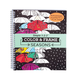 Adult Color & Frame Seasons Coloring Book