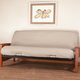 Microfiber Futon Cover by OAKRIDGE Comforts