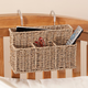 Over the Bed Storage Basket