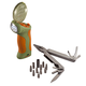 Mossy Oak Expedition Tool & LED Flashlight