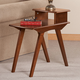 Two-Tier End Table by OakRidge Accents