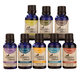 Healthful Naturals Deluxe Essential Oil Kit