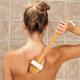 Long Handle Body Brush w/ Removable Head