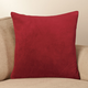Reverse Plush to Suede Pillow Shell by OakRidge Comforts
