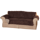 Plush to Suede Waterproof Sofa Protector by OakRidge Comforts