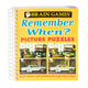 Brain Games Remember When Picture Puzzle Book