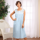 Sleeveless Cotton Gown by Sawyer Creek