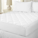 Merida Collection Ultra Loft Seersucker Embossed Mattress Pad