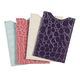 Colorful RFID Sleeves Set of 4